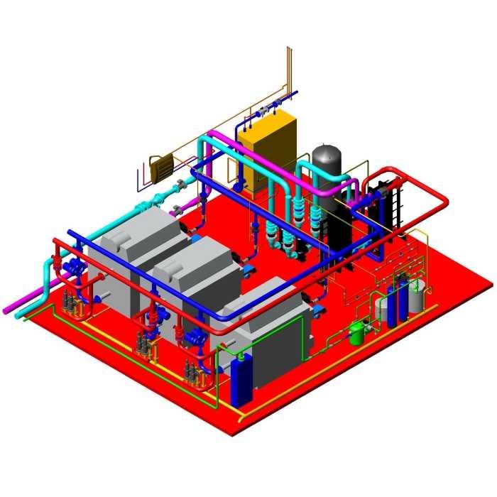 Проектирование модульных котельных