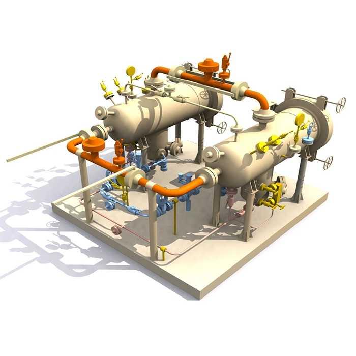 Проектирование водяных тепловых сетей